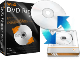 WinX DVD Ripper Platinum 8.7.0 Crack & Serial Key Download