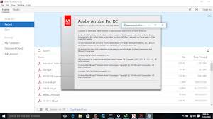 Adobe Acrobat DC Pro Crack & Serial Keys Download Free [2017]
