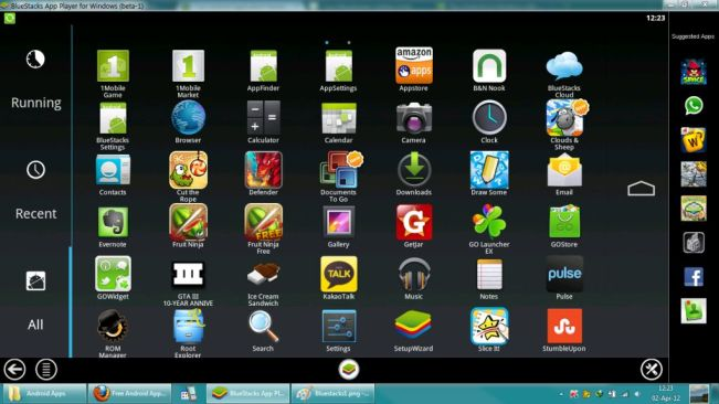BlueStacks App Player 3.7.44.1625 2018 Crack Download With Keys Full