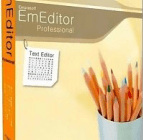 EmEditor Professional 17.1.0 Crack & Serial Keys Download [Portable]
