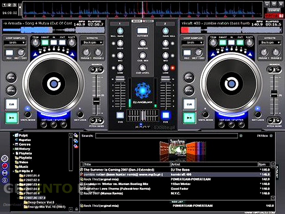 Virtual DJ Studio 7.8.5 2018 Crack & Serial Key Free Download