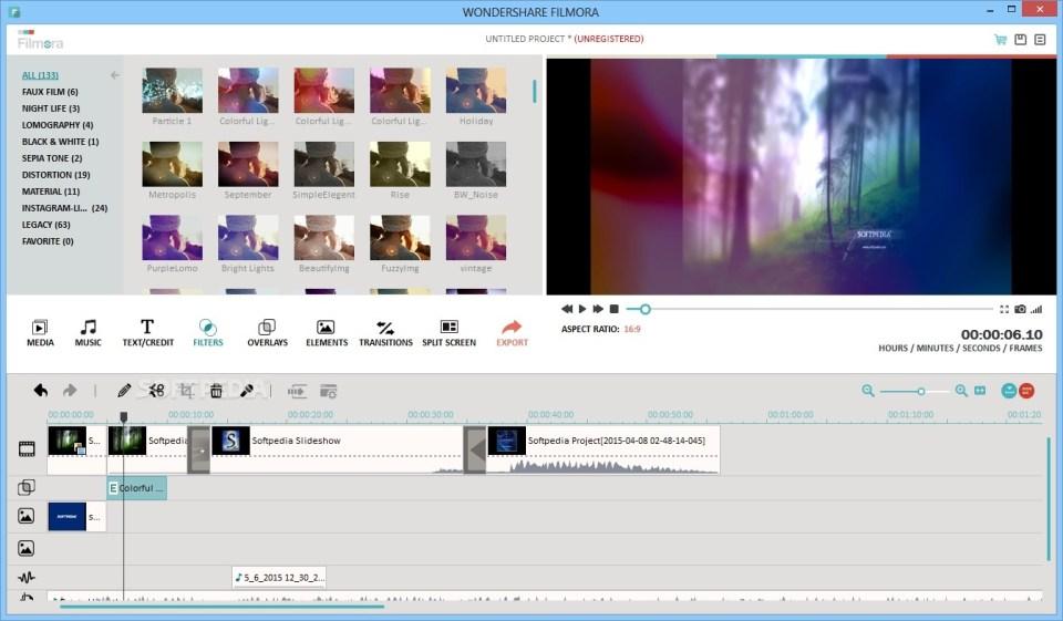 Wondershare Filmora 8.3.1.2 Crack & Keygen Download Free