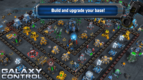Galaxy Control: 3D Strategy 6.8.63 2018 Crack Download