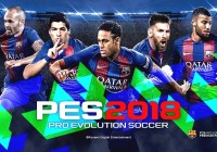 Pro Evolution Soccer 2018 Download Full - PC Game