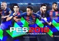 Pro Evolution Soccer 2018 Download Full - PC Game