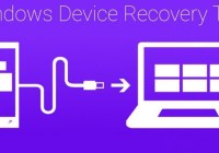 Windows Device Recovery Tool 3.12.24302 Download For Win/Mac