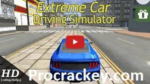 Extreme Car Simulator MOD APK Crack
