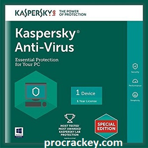 Kaspersky Antivirus MOD APK Crack