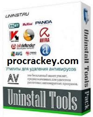 Av Uninstall Tools Pack MOD APK Crack