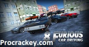 Furious Car Driving MOD APK Crack