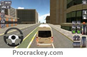 Minibus Simulator MOD APK Crack