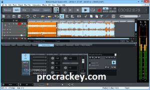 Magix Samplitude Music Studio MOD APK Crack