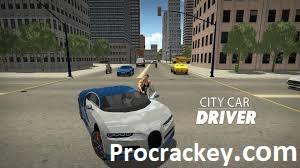 City Car Driver MOD APK Crack