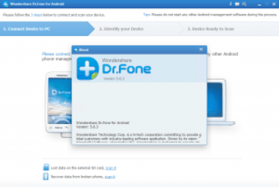 Wondershare Dr.Fone 9.3.1 Crack