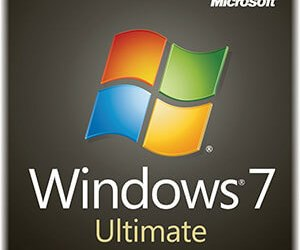 Windows 7 Ultimate Keygen