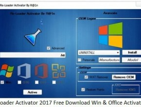 Reloader Activator 3.0 For Windows + Office Activation