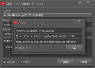 Download Adobe Universal Patcher 2017 Crack For Pc image gallery