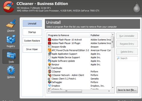 CCleaner 5.63.7540 Crack Full Version + License Key {Lifetime}