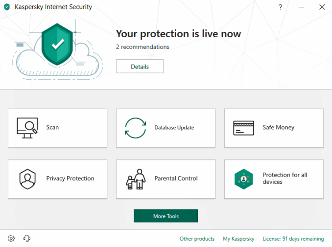 Kaspersky Internet Security 2019 Crack With Serial Key Free