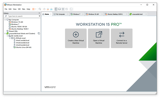 VMware Workstation 15.5 Crack With License Key Torrent 2020