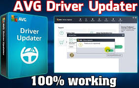 AVG Driver Updater 2.7 Crack Plus Activation Key (2021)