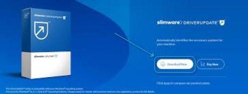 SlimWare DriverUpdate 5.8.19.60 Crack With [Full Version] Free Download