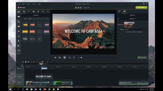 Techsmith Camtasia Studio Crack