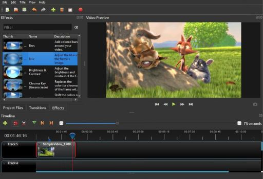 OpenShot Video Editor Crackis a simple user-friendly video editor. It helps you edit videos with eye-catching beauty and creativity.