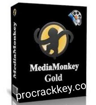 Media Monkey Gold 5.0.1.2402 Crack + Serial Key Free Download 2021