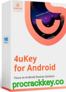 4ukey Android Unlocker Crack