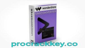 Wondershare Uni Converter Crack