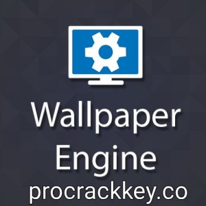 Wallpaper Engine Crack is a Windows application that allows users to use and create animated and interactive wallpapers. Users can share the wallpaper as downloadable content via the Steam Workshop feature.