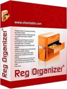 Reg Organizer 7.52 Crack