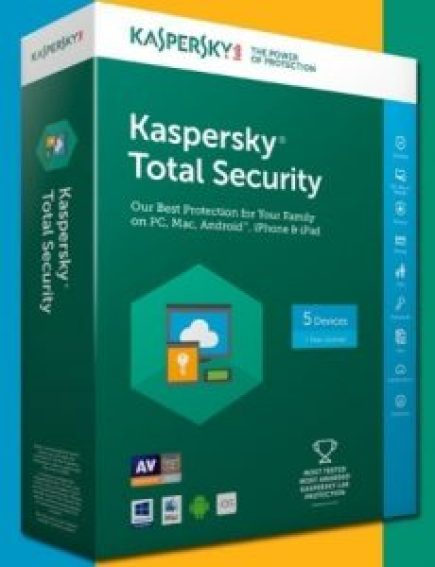 Kaspersky Total Security 2018 Crack
