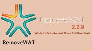 Removewat 2.2.9 Windows 10, 8.1, 8, 7 Activator