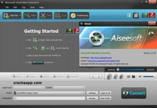 Aiseesoft Video Converter Crack
