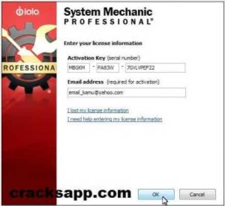 System Mechanic Professional 17 Crack