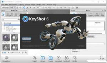 Luxion Keyshot Pro Crack 2018