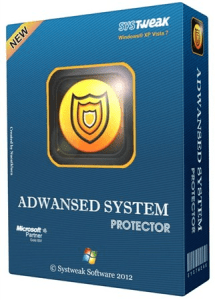 Advanced System Protector 2017 Crack