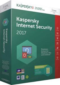Kaspersky Internet Security 2017 Key