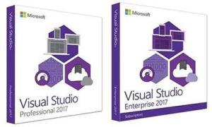 Visual Studio ISO 2017