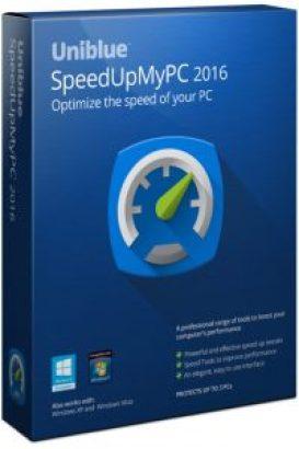 Uniblue SpeedUpMyPC 2017 Crack