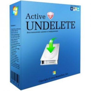 Active Undelete 10 Pro 2017