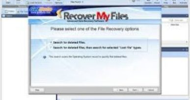 recover my files v6 activation key
