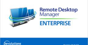 Remote Desktop Manager Enterprise 2017