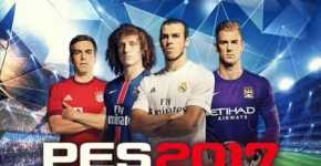 PES 2017 Crack Full Version By CPY