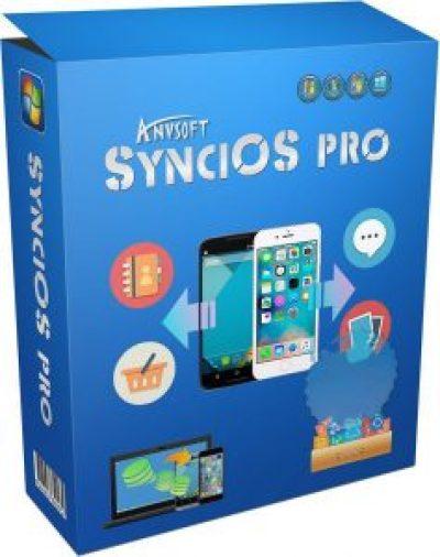 AnvSoft Syncios Pro 6.2.2 Crack