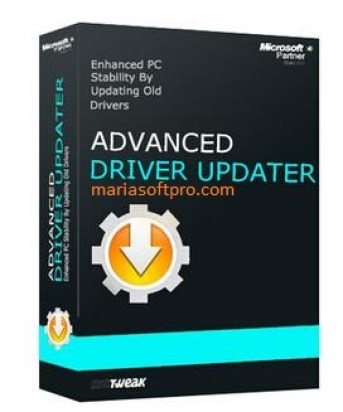 Advanced Driver Updater 2017 Crack