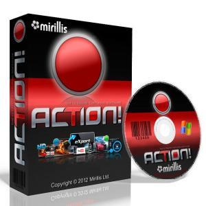 Mirillis Action 2.7.4 Crack