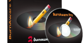 BurnAware Professional 10.4 Crack